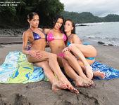 Chloe Amour, Kalina Ryu And Luna Star 3