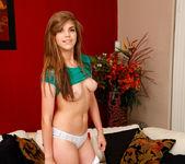 Brooke Lynn spreading her legs - Nubiles 6