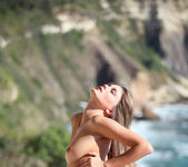 On the cliff - Justin 11