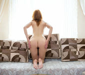 Nansy N naked on the couch - Nubiles 11
