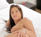 Ally Lee naked in the bedroom - Nubiles 15