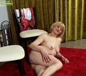 Clara - mature spreading her pussy 16