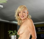 Janet Lesley - granny getting naked 7