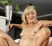 Janet Lesley - granny getting naked 13
