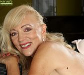Janet Lesley - granny getting naked 16