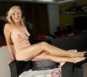 Janet Lesley - granny getting naked 23