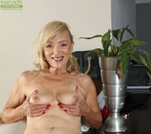Janet Lesley - granny getting naked 25