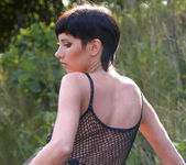 Black mesh - Erica - Zemani 2