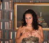 Anastasia Lux - Sexy Fishnet Stockings 4