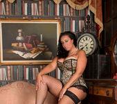 Anastasia Lux - Sexy Fishnet Stockings 5