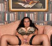 Anastasia Lux - Sexy Fishnet Stockings 15