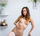 Sabrine - stockings & pussy 9