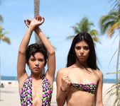Gina Valentina, Ariana Cruz - 8th Street Latinas 4
