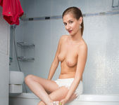 Melody Mae taking a shower - Nubiles 5
