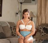 Keisha Grey showing her natural tits 3