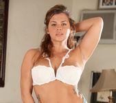 Keisha Grey showing her natural tits 8