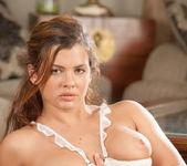 Keisha Grey showing her natural tits 15