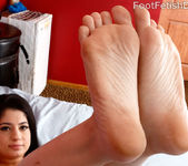 Nadia Ali - Foot Fetish Daily 2