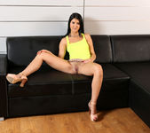 Lady D - yellow top - Teen Solo 2