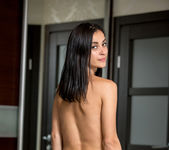 Alyssa K - Nude in the Living Room 8