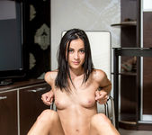 Alyssa K - Nude in the Living Room 19