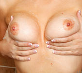 Skye West - Nudes in the bathroom 11