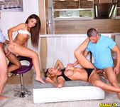 Chelsey Lanette & Alexis Brill - Euro Sex Parties 10