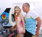 Lily Rader - Pinball Roller Girl - Teens Love Huge Cocks 4