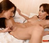 Dominica Fox - Teaching Wanessa - Teach Me Fisting 14