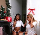 Alexis Fawx, Sophia Leone - Sneaky Santa - Moms Bang Teens 4