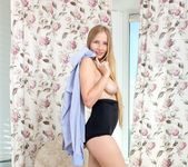 Gyana A naked in the window - Nubiles 5