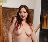 Ember Rayne - chubby mom getting naked 11