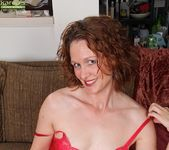 Ajia Simpson - mature playing with her vibrator 8