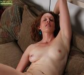 Ajia Simpson - mature playing with her vibrator 18