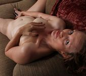 Ajia Simpson - mature playing with her vibrator 19
