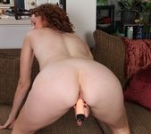 Ajia Simpson - mature playing with her vibrator 20