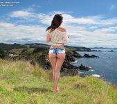 Vanessa Veracruz - ass on the shore 10