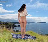 Vanessa Veracruz - ass on the shore 12