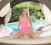 Milana Blanc - poolside naked awesomeness 4