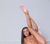 Quenna spreading her pussy - Nubiles 20