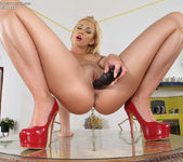 Tracy Delicious dildoing herself 12