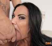 Jasmine Jae deepthroats Nacho Vidal 8