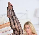Uma Zex - Fishnet Stockings 8