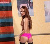 Cynthia Vellons - thin older babe shows off her goods 12