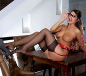Pencil Me In For August - August Ames 10