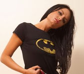Ashley Diaz - Bat Girl - SpunkyAngels 7