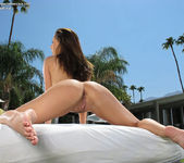 Jenna Sativa - poolside crack spread 8