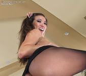 Kalina Ryu - asian pantyhose ass 7