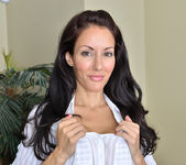 Olivia Bell - Dark Haired Babe 5
