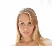 Marie - Tall blonde teen spreading her ass 5